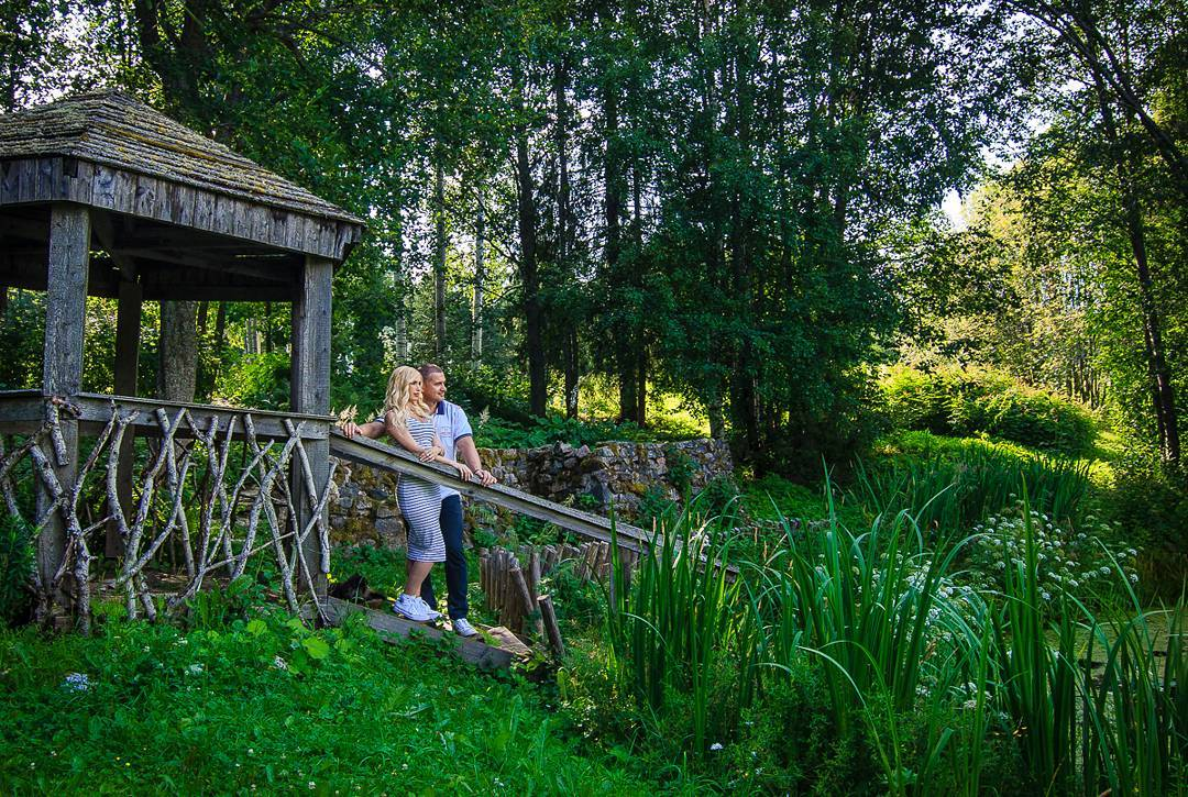 Ботанический сад СГУ
